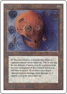 (2ED-RA)Illusionary Mask