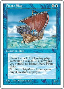 (4ED-RU)Pirate Ship/海賊船