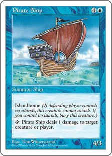 (5ED-RU)Pirate Ship/海賊船