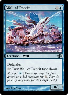 (DD2-UU)Wall of Deceit/詐欺の壁