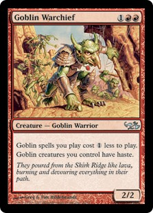 (EVG-UR)Goblin Warchief/ゴブリンの戦長