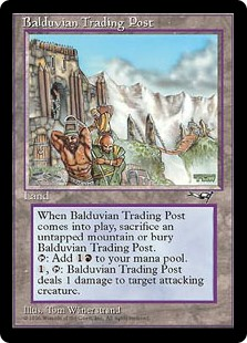 (ALL-RL)Balduvian Trading Post