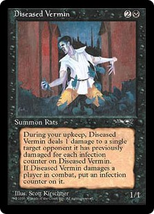 (ALL-UB)Diseased Vermin