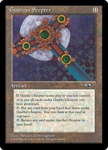 (ALL-RA)Gustha's Scepter