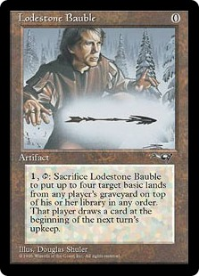 (ALL-RA)Lodestone Bauble