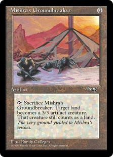 (ALL-UA)Mishra's Groundbreaker