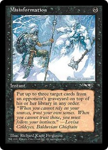 (ALL-UB)Misinformation