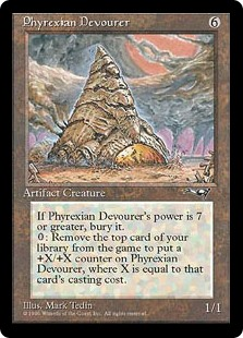 (ALL-RA)Phyrexian Devourer