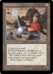 (ALL-UA)Shield Sphere