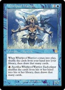 (APC-RU)Whirlpool Warrior/渦巻き戦士