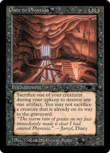 (ATQ-UB)Gate to Phyrexia