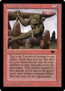 (ATQ-CR)Orcish Mechanics