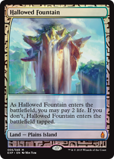 (BFZ-EX)Hallowed Fountain/神聖なる泉