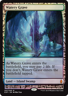 (BFZ-EX)Watery Grave/湿った墓