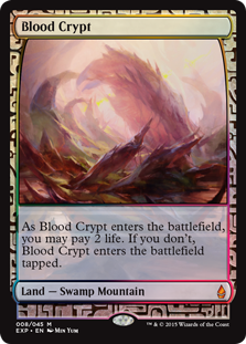 (BFZ-EX)Blood Crypt/血の墓所
