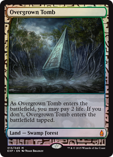 (BFZ-EX)Overgrown Tomb/草むした墓
