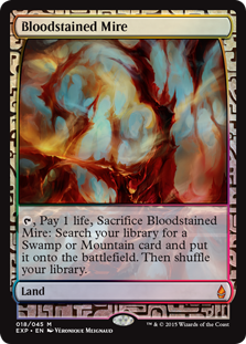 (BFZ-EX)Bloodstained Mire/血染めのぬかるみ