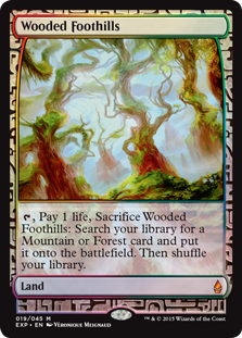 (BFZ-EX)Wooded Foothills/樹木茂る山麓