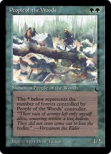 (DRK-UG)People of the Woods