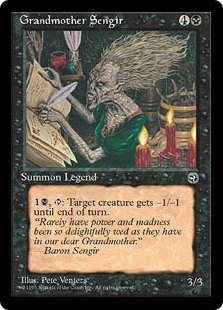 (HML-UB)Grandmother Sengir