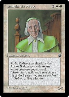 (HML-UW)Hazduhr the Abbot