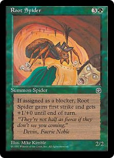 (HML-UG)Root Spider