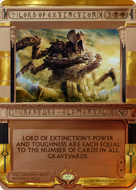 (MPS_HOU-MM)Lord of Extinction/絶滅の王