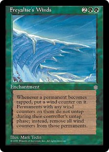 (ICE-RG)Freyalise's Winds