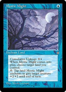 (ICE-RU)Mystic Might