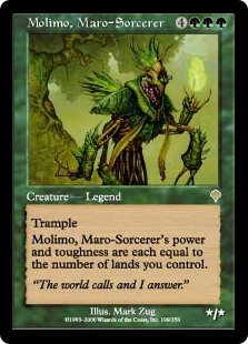 (INV-RG)Molimo, Maro-Sorcerer/マローの魔術師モリモ