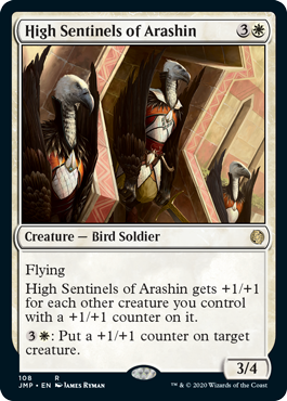(JMP-RW)High Sentinels of Arashin/アラシンの上級歩哨