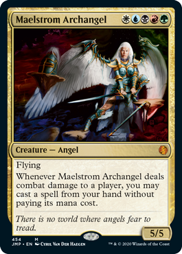 (JMP-MM)Maelstrom Archangel/大渦の大天使