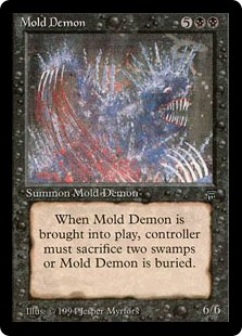 (LEG-RB)Mold Demon