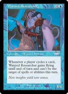 (LGN-UU)Warped Researcher/ひねくれた研究者