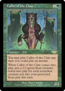 (LGN-RG)Caller of the Claw/鉤爪の統率者