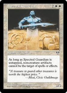 (MIR-RW)Spectral Guardian/実体なき守護者