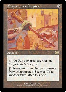 (MMQ-RA)Magistrate's Scepter/市長の笏