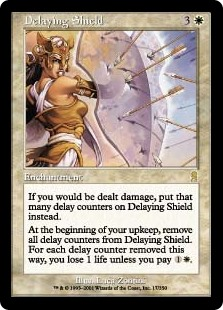 (ODY-RW)Delaying Shield/遅延の盾