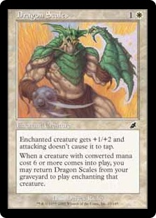 (SCG-CW)Dragon Scales/ドラゴンの鱗