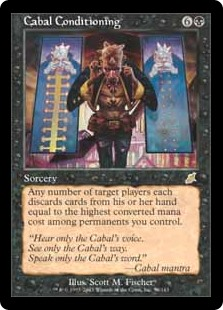 (SCG-RB)Cabal Conditioning/陰謀団式処置