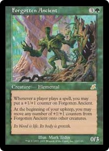 (SCG-RG)Forgotten Ancient/忘れられた古霊
