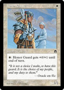 (STH-CW)Honor Guard/儀仗兵