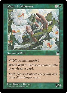 (STH-UG)Wall of Blossoms/花の壁