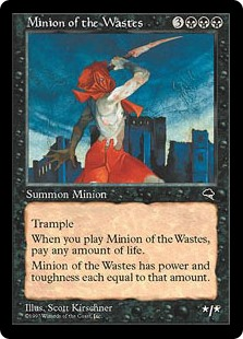 (TMP-RB)Minion of the Wastes/荒廃の下僕