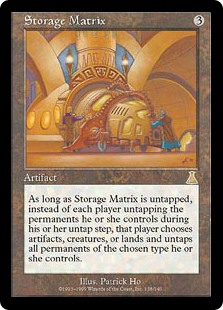 (UDS-RA)Storage Matrix/保管庫集合所