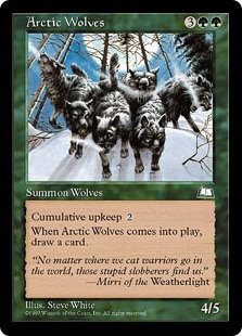 (WTH-UG)Arctic Wolves/北極狼