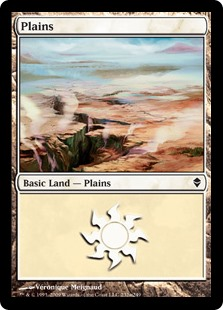 (ZEN-CL)Plains/平地 (No.232, Regular Art)