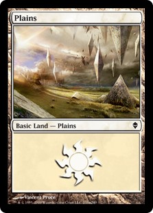 (ZEN-CL)Plains/平地 (No.233, Regular Art)