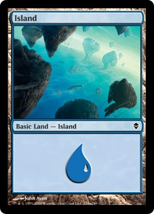 (ZEN-CL)Island/島 (No.234, Regular Art)