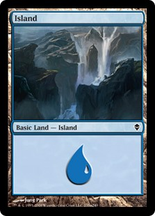 (ZEN-CL)Island/島 (No.235, Regular Art)